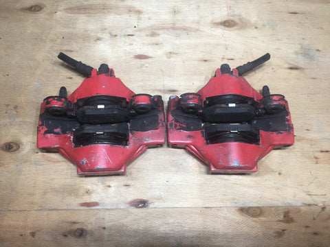 JDM OEM 02-07 Subaru Impreza WRX Rear Calipers 2 Pot