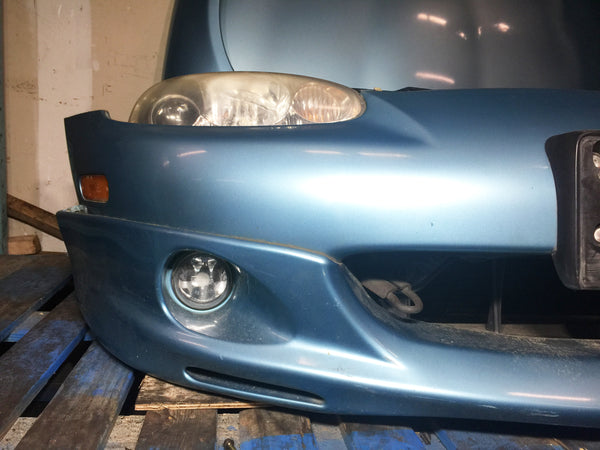 JDM Mazda Miata Front End Conversion NB8C Headlights Bumper Hood Fog Lights Fenders
