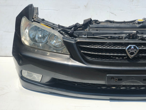 2001-2005 JDM Toyota Altezza/Lexus IS300 Front End Bumper Headlights Fog Lights Grille WAGON