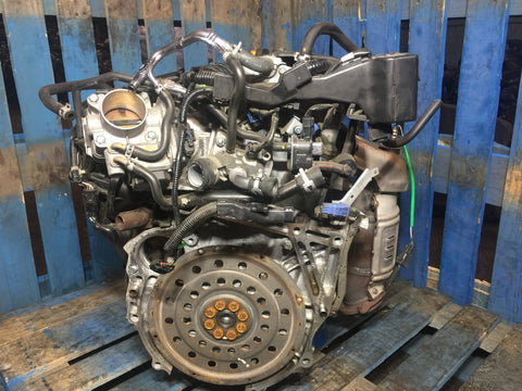 08-12 Honda Accord K24A DOHC I-Vtec Engine 2.4L 4 Cylinder