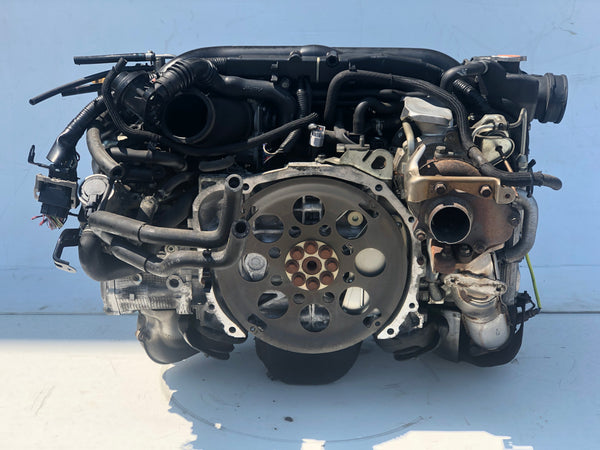 Jdm Subaru Impreza WRX EJ255 Turbo Engine 2008-2014 OEM Direct Replacement - D474362  7/10