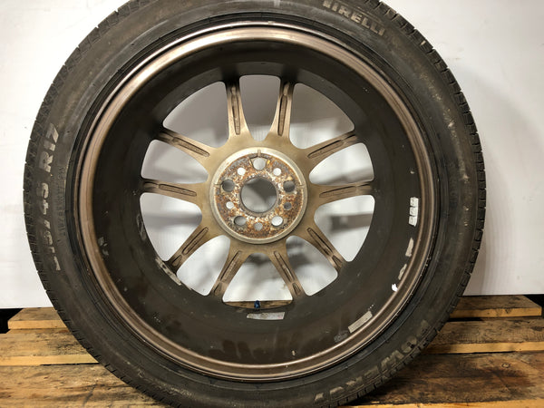 JDM Work Emotion 5x100 17x7JJ +47 Rims