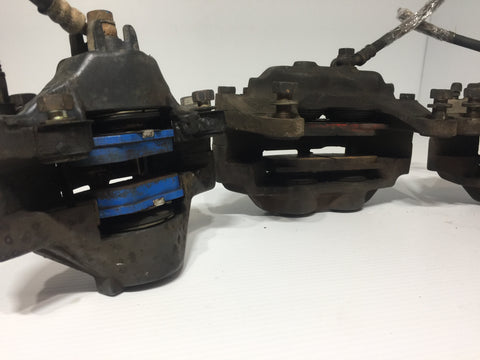 JDM OEM 02-07 Subaru Impreza WRX Front & Rear Brake Calipers 4 & 2 Pot