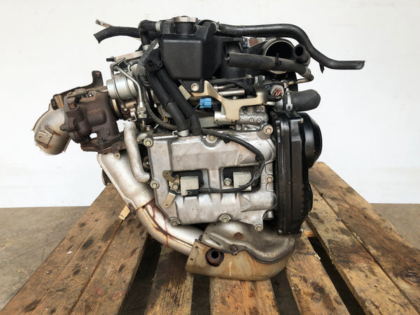 Jdm Subaru Impreza WRX EJ205 Turbo Engine 2008-2014 OEM Replacement For EJ255 - D592536 Engine