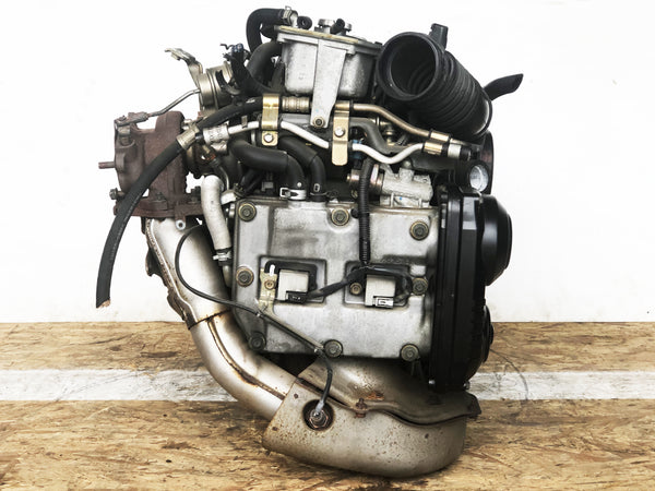 JDM Subaru EJ205 AVCS Engine WRX Forester Turbo EJ205 Engine EJ20 | EJ205-B600135 Engine