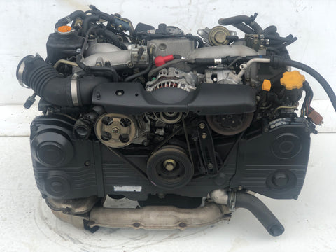 JDM Subaru EJ205 AVCS Engine WRX Forester Turbo EJ205 Engine EJ20 | EJ205-C244683 Engine