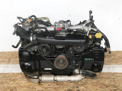 JDM Subaru EJ205 AVCS Engine WRX Forester Turbo EJ205 Engine EJ20 | EJ205-B576914 Engine