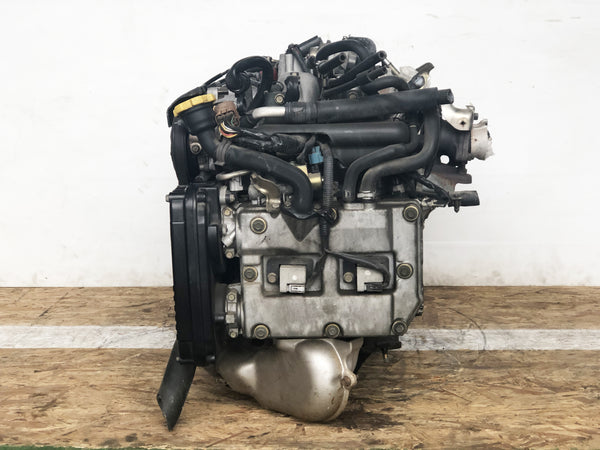 JDM Subaru EJ205 AVCS Engine WRX Forester Turbo EJ205 Engine EJ20 | EJ205-B832786 Engine