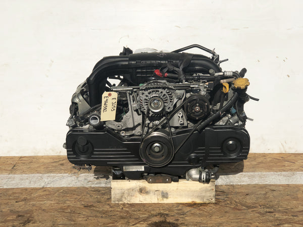 2010 2011 2012 JDM SUBARU OUTBACK FORESTER EJ25 EJ253 SOHC 2.5L AVLS ENGINE AS IS