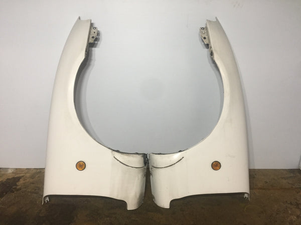 JDM Mazda Miata MX5 Front Fenders 99-05 With Side Holes & Lights