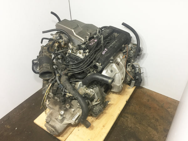 JDM Honda CR-V B20B 2.0L DOHC Engine High Compression Low Intake