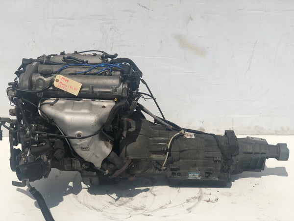 JDM 01-05 Mazda Miata BP 1.8L DOHC Engine Automatic Transmission MX5 VVT