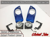 JDM Subaru Impreza Wrx STi V8 Fog Lights and Fog Light Covers 04-05 Version 8