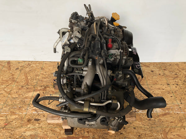 JDM 98 05 Subaru Legacy Forester Impreza SOHC Engine EJ203 2.0L Instead of 2.5L | C127376