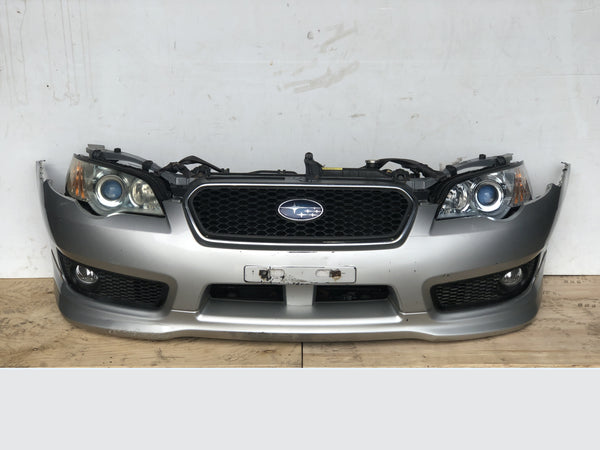 JDM Subaru Legacy SpecB Nose Cut Fog Lights Bumper Headlight Grille 2007-2009 BP