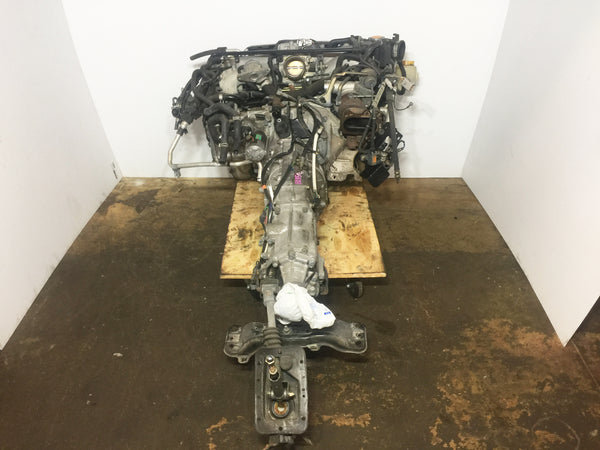 JDM 2006-2007 SUBARU WRX EJ205 2.0L TURBO MOTOR AWD & Manual/T TY754VB7AA - TW  C549685