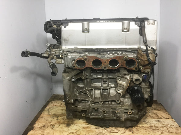JDM Acura TSX 2.4L K24A DOHC Engine Motor RBB Head True Vtec 3-Lobe 2004-2008