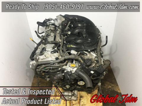 JDM Lexus GS350 Engine ONLY 3GRFE 2007-2008-2009-2010-2011