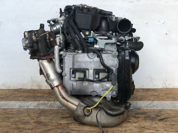 Jdm Subaru Impreza WRX EJ255 Turbo Engine 2008-2014 OEM Direct Replacement - D478613  1/10