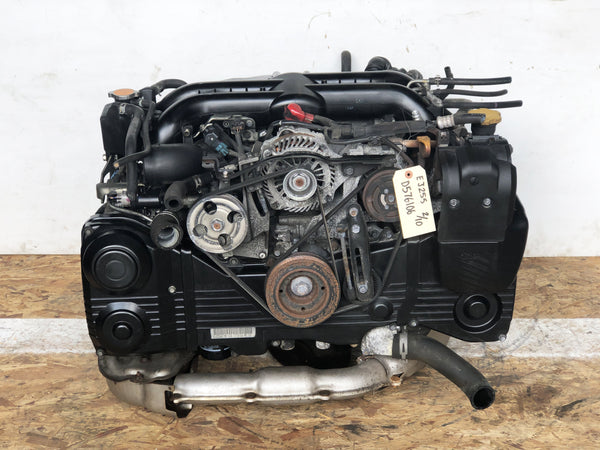 Jdm Subaru Impreza WRX EJ255 Turbo Engine 2008-2014 OEM Direct Replacement - D576106  2/10