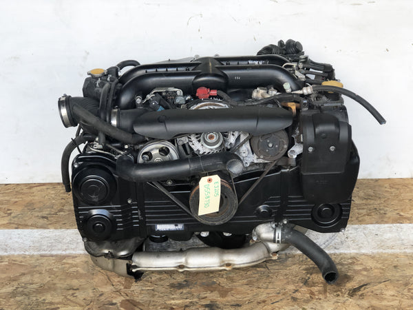 Jdm Subaru Impreza WRX EJ205 Turbo Engine 2008-2014 OEM Direct Replacement - D558730