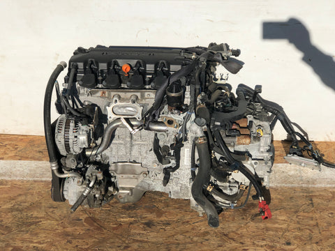 JDM Honda Civic 2006-2011 R18A 1.8L Sohc VTEC Motor With Automatic Transmission - 1005570