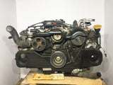 2000-2004 Subaru Forester, Legacy 2.0L SOHC Engine With EGR JDM Ej202 Ej252 - C017430