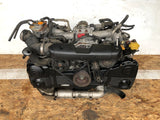 JDM Subaru EJ205 AVCS Engine WRX Forester Turbo EJ205 Engine EJ20 | EJ205-B718700 Engine
