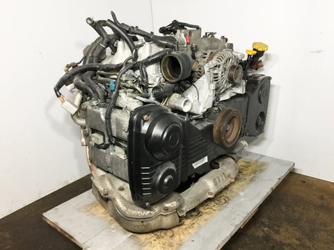 JDM Subaru EJ205 AVCS Engine WRX Forester Turbo EJ205 Engine EJ20 | EJ205-B843215 Engine