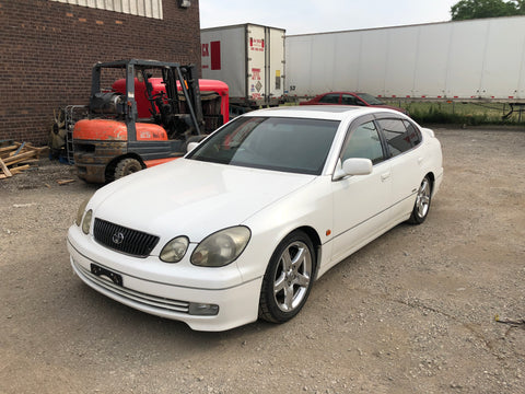 2002 Lexus GS300 Toyota Aristo Vertex Edition 2JZ Twin Turbo RHD