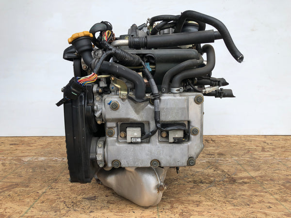 JDM Subaru EJ205 AVCS Engine WRX Forester Turbo EJ205 Engine EJ20 | EJ205-C317451 Engine
