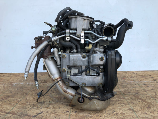 JDM Subaru Impreza WRX EJ205 AVCS Engine Turbocharger EJ205 Engine 2.0L | EJ205-B525930 Engine