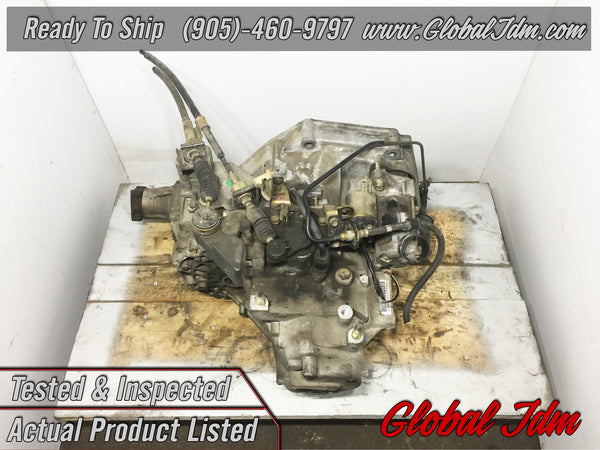 JDM 97-01 Honda CR-V AWD Manual 5 Speed Transmission B20B 2.0L DOHC OEM Imported
