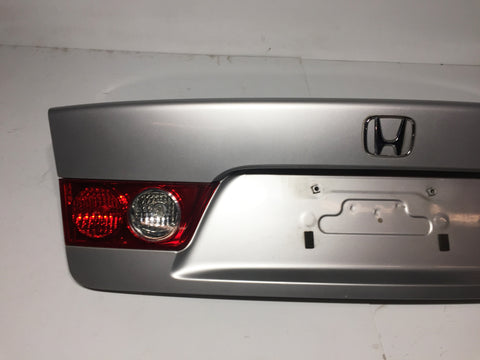 JDM 04 08 Honda Accord for Acura TSX CL7 CL9 OEM Trunk Boot Lid Badges Lights