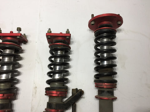 JDM 91-99 Toyota MR2 MR-2 SW20 SW20 Mr2 Buddy Club Junior Spec Coilovers Struts