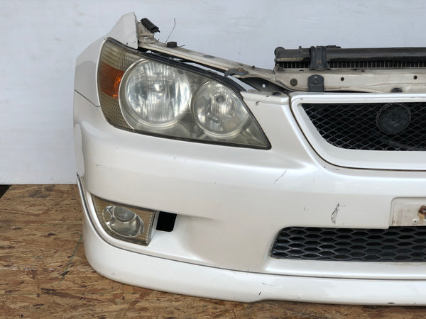 2001-2005 JDM Toyota Altezza/Lexus IS300 Front End TRD Lip Headlights Fog Lights | FREE SHIPPING |
