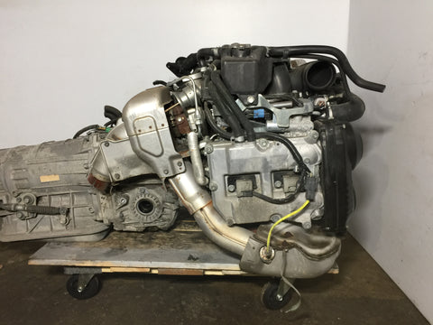 Jdm Subaru Impreza WRX 2.5L EJ255 Turbo Engine & Automatic Transmission 2008-2012 OEM