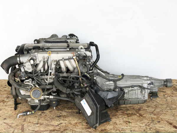 JDM Toyota 1JZ-GTE VVTI 2.5L Front Sump Engine Supra Soarer | FREE SHIPPING |