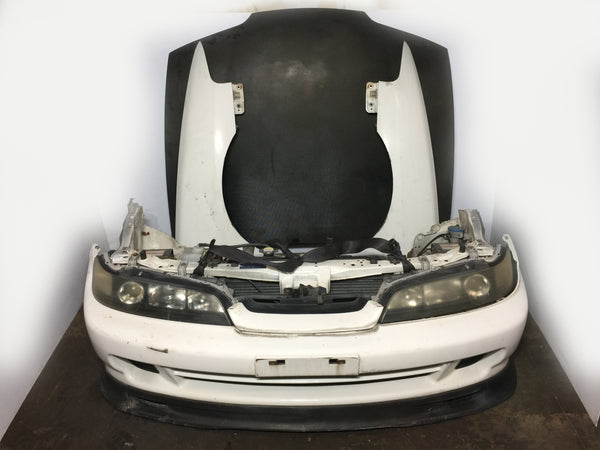JDM Honda Acura Integra Type R DC2 Spoon CF OEM Front End Conversion HID Genuine