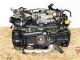 JDM Subaru EJ205 AVCS Engine WRX Forester Turbo EJ205 Engine EJ20 | EJ205-C116141 Engine