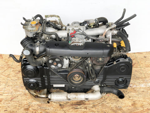 JDM Subaru EJ205 AVCS Engine WRX Forester Turbo EJ205 Engine EJ20 | EJ205-C170944 Engine