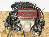JDM Honda Prelude H22A TYPE S Engine Non LSD Transmission 97-01 Prelude 2.2L With ECU & Axles | M2U4 - 1000557 |