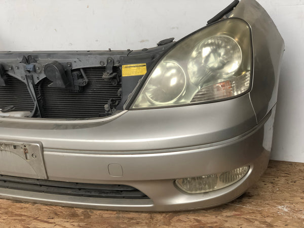 JDM Lexus LS430 Front Bumper Fog Lights Headlights 2001-2003 Front End Front Cut