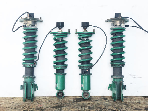 98 04 SUBARU LEGACY BE5 BH5 B4 TEIN ADJUSTABLE COILOVERS JDM BE5 BH5 SUSPENSION