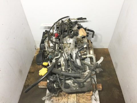 JDM 98 05 Subaru Legacy Forester Impreza SOHC Engine EJ203 2.0L Instead of 2.5L | B650357