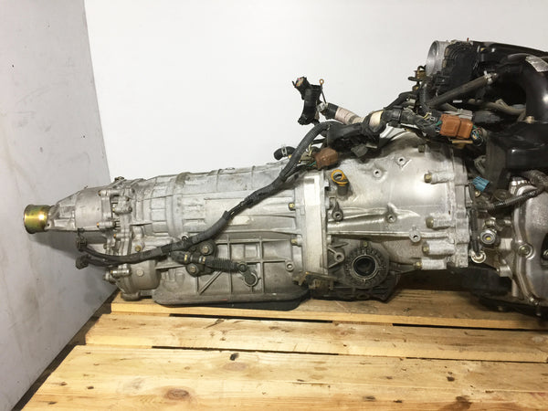 JDM 05-09 Subaru Legacy Tribeca 3.0L EZ30 Engine With Automatic Transmission