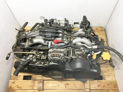 JDM 98 05 Subaru Legacy Forester Impreza SOHC Engine EJ203 2.0L Instead of 2.5L | B609039