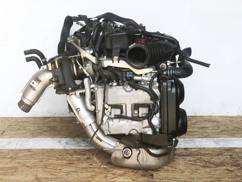 JDM EJ257 Subaru Impreza WRX STi 2008-2014 2.5L Direct Engine Swap with Dual-AVCS and VF48 Turbocharger