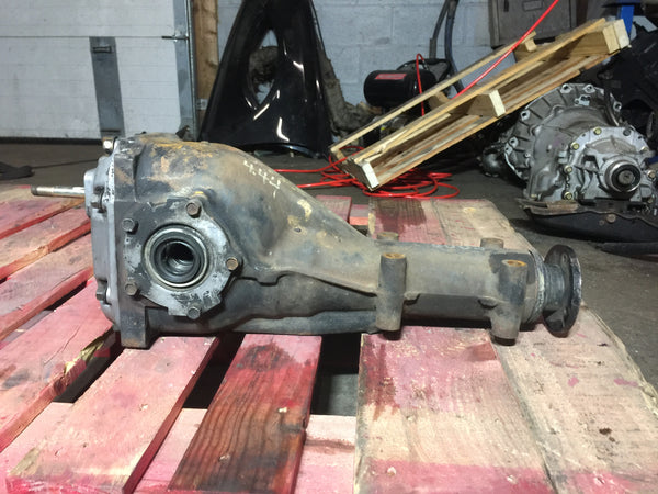 Subaru Impreza WRX STI GC8 RA JDM EJ20K Version 4 STI Type R Differential 4.44 LSD