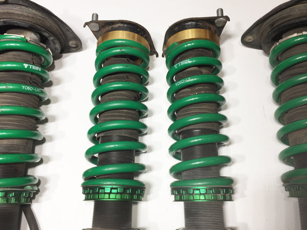 JDM Subaru Legacy 2005-2009 BP5 BPE TEIN Adjustable Coilovers Suspension Struts